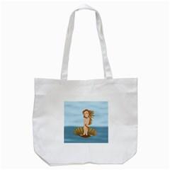 The Birth Of Venus Tote Bag (white)