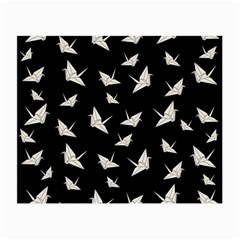 Paper Cranes Pattern Small Glasses Cloth (2 Side)