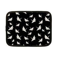 Paper Cranes Pattern Netbook Case (small)