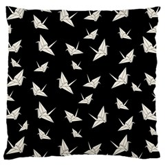 Paper Cranes Pattern Large Cushion Case (two Sides)