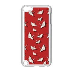 Paper Cranes Pattern Apple Ipod Touch 5 Case (white)