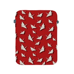 Paper Cranes Pattern Apple Ipad 2/3/4 Protective Soft Cases
