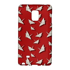 Paper Cranes Pattern Galaxy Note Edge