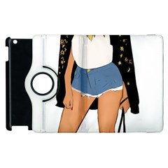 Beyonce Apple Ipad 2 Flip 360 Case