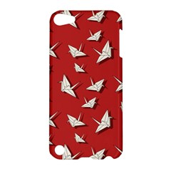 Paper Cranes Pattern Apple Ipod Touch 5 Hardshell Case