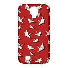 Paper Cranes Pattern Samsung Galaxy S4 Classic Hardshell Case (pc+silicone)