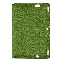 Stars In The Wooden Forest Night In Green Kindle Fire Hdx 8 9  Hardshell Case