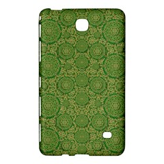 Stars In The Wooden Forest Night In Green Samsung Galaxy Tab 4 (8 ) Hardshell Case