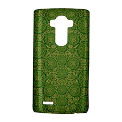 Stars In The Wooden Forest Night In Green Lg G4 Hardshell Case