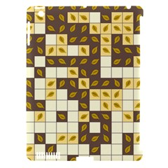 Autumn Leaves Pattern Apple Ipad 3/4 Hardshell Case (compatible With Smart Cover)