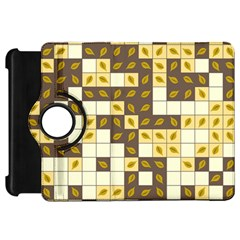 Autumn Leaves Pattern Kindle Fire Hd 7