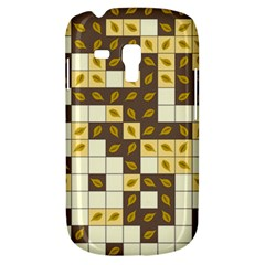 Autumn Leaves Pattern Galaxy S3 Mini