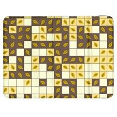 Autumn Leaves Pattern Samsung Galaxy Tab 7  P1000 Flip Case