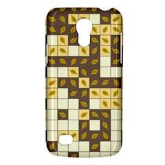 Autumn Leaves Pattern Galaxy S4 Mini