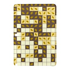 Autumn Leaves Pattern Samsung Galaxy Tab Pro 10 1 Hardshell Case