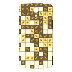 Autumn Leaves Pattern Samsung Galaxy Mega I9200 Hardshell Back Case