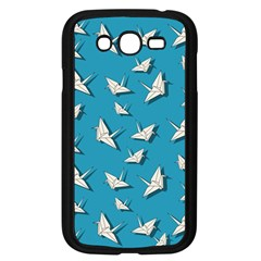 Paper Cranes Pattern Samsung Galaxy Grand Duos I9082 Case (black)