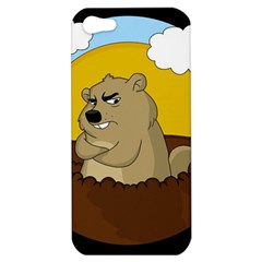 Groundhog Day Apple Iphone 5 Hardshell Case