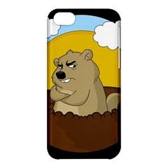 Groundhog Day Apple Iphone 5c Hardshell Case