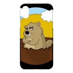 Groundhog Day Apple Iphone X Hardshell Case