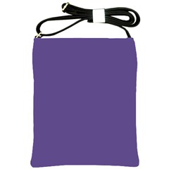 Color Of The Year 2018   Ultraviolet   Pure&basic Shoulder Sling Bags