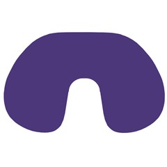 Color Of The Year 2018   Ultraviolet   Pure&basic Travel Neck Pillows