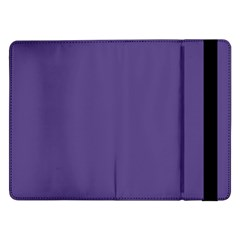 Color Of The Year 2018   Ultraviolet   Pure&basic Samsung Galaxy Tab Pro 12 2  Flip Case