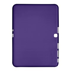 Color Of The Year 2018   Ultraviolet   Pure&basic Samsung Galaxy Tab 4 (10 1 ) Hardshell Case