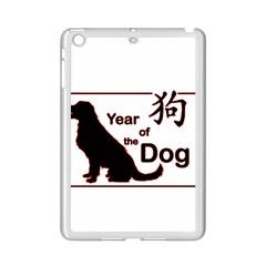 Year Of The Dog   Chinese New Year Ipad Mini 2 Enamel Coated Cases