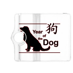 Year Of The Dog   Chinese New Year Kindle Fire Hdx 8 9  Flip 360 Case