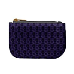 Color Of The Year 2018   Ultraviolet   Art Deco Black Edition Mini Coin Purses