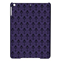 Color Of The Year 2018   Ultraviolet   Art Deco Black Edition Ipad Air Hardshell Cases