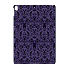 Color Of The Year 2018   Ultraviolet   Art Deco Black Edition Apple Ipad Pro 10 5   Hardshell Case