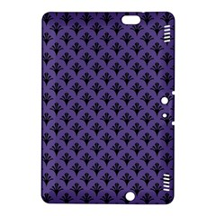 Color Of The Year 2018   Ultraviolet   Art Deco Black Edition  Kindle Fire Hdx 8 9  Hardshell Case