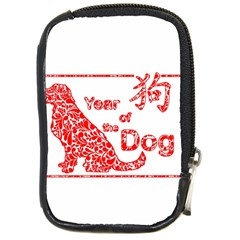 Year Of The Dog   Chinese New Year Compact Camera Cases