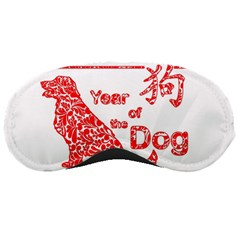 Year Of The Dog   Chinese New Year Sleeping Masks