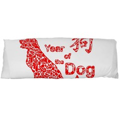 Year Of The Dog   Chinese New Year Body Pillow Case (dakimakura)