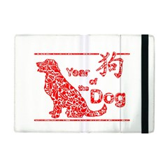 Year Of The Dog   Chinese New Year Apple Ipad Mini Flip Case