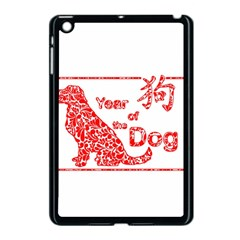Year Of The Dog   Chinese New Year Apple Ipad Mini Case (black)