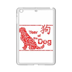 Year Of The Dog   Chinese New Year Ipad Mini 2 Enamel Coated Cases