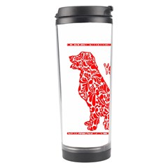 Year Of The Dog   Chinese New Year Travel Tumbler