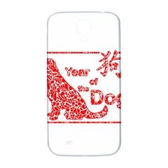 Year Of The Dog   Chinese New Year Samsung Galaxy S4 I9500/i9505  Hardshell Back Case