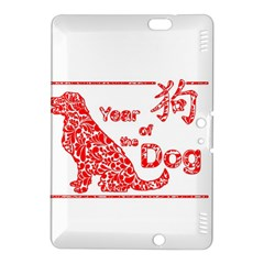 Year Of The Dog   Chinese New Year Kindle Fire Hdx 8 9  Hardshell Case