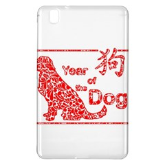 Year Of The Dog   Chinese New Year Samsung Galaxy Tab Pro 8 4 Hardshell Case