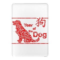 Year Of The Dog   Chinese New Year Samsung Galaxy Tab Pro 12 2 Hardshell Case