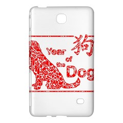 Year Of The Dog   Chinese New Year Samsung Galaxy Tab 4 (7 ) Hardshell Case