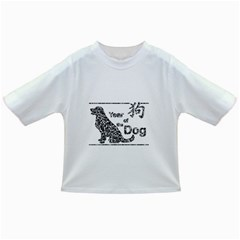 Year Of The Dog   Chinese New Year Infant/toddler T Shirts