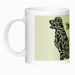 Year Of The Dog   Chinese New Year Night Luminous Mugs