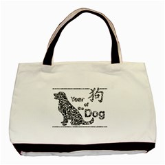 Year Of The Dog   Chinese New Year Basic Tote Bag
