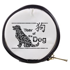 Year Of The Dog   Chinese New Year Mini Makeup Bags